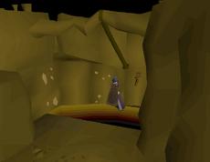 Underground Pass - crossing pit