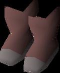 Prospector boots detail