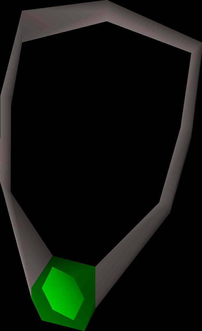 Gnome amulet   Old School RuneScape Wiki   FANDOM powered by Wikia