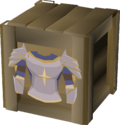 Justiciar armour set detail