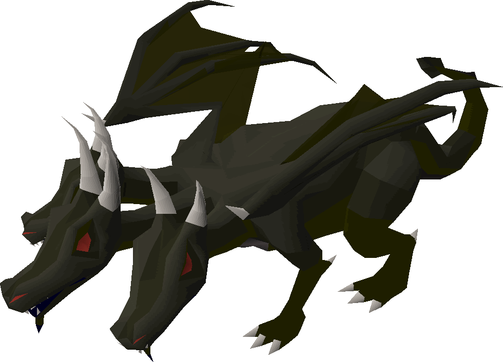 King Black Dragon | Old School RuneScape Wiki | FANDOM