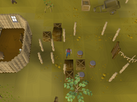 Cryptic clue - search crates tai bwo wannai