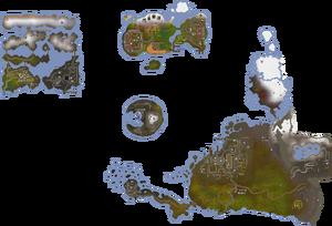 Fremennik Province map