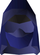 Graceful hood (Agility Arena) detail