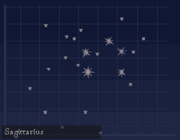 Star Chart Viewer Sagittarius