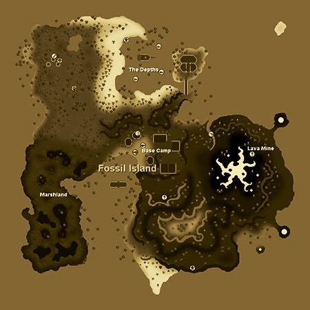 Dev Blog- Fossil Island (1)