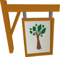 Forester's Arms sign.png