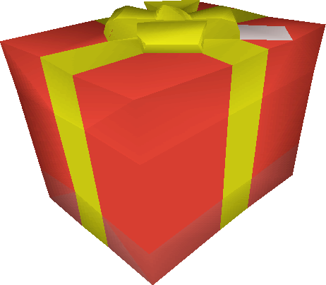 Osrs Christmas.Giant Present Old School Runescape Wiki Fandom Powered