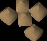 Krandorian seed detail