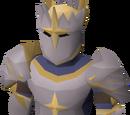 Justiciar armour