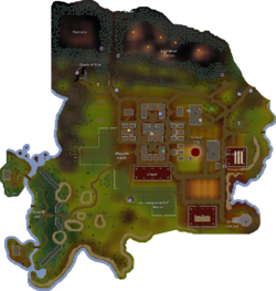 Shayzien House map