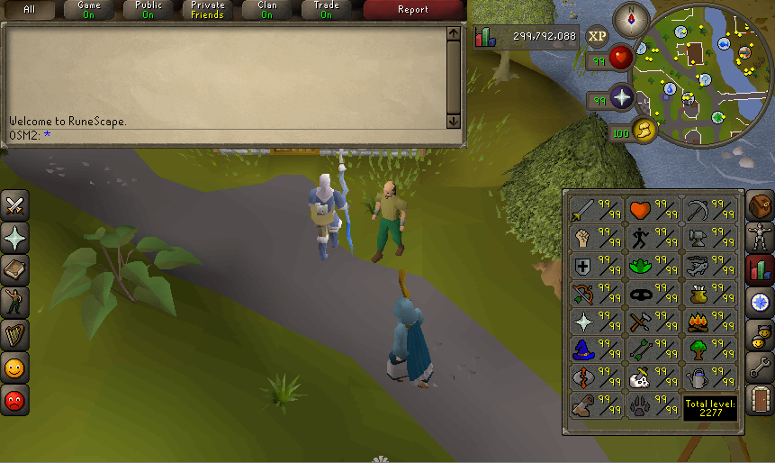 osrs mobile quick chat