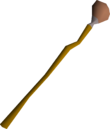 Earth battlestaff detail