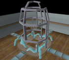 Tower of Life broken cage