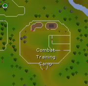 Combat Training Camp map