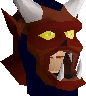 Greater demon mask chathead
