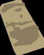 Map parts Lozar detail