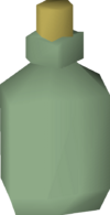 Strange potion detail