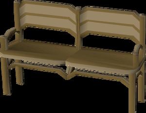 teak garden bench built - Teak Bench