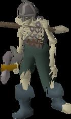 Skeleton fremennik (lv 50)