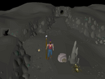 Emote clue - dance caves lumbridge swamp