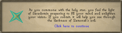 Barrows Features & Saradomin's Light (4)