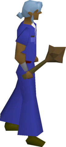 File:Bronze mace equipped.png