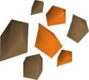 Copper ore detail