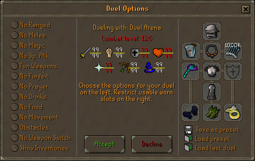 Duel Arena Changes and iOS Beta News (2)
