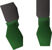 Graceful gloves (Hosidius) detail