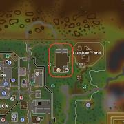 Jolly Boar Inn Map