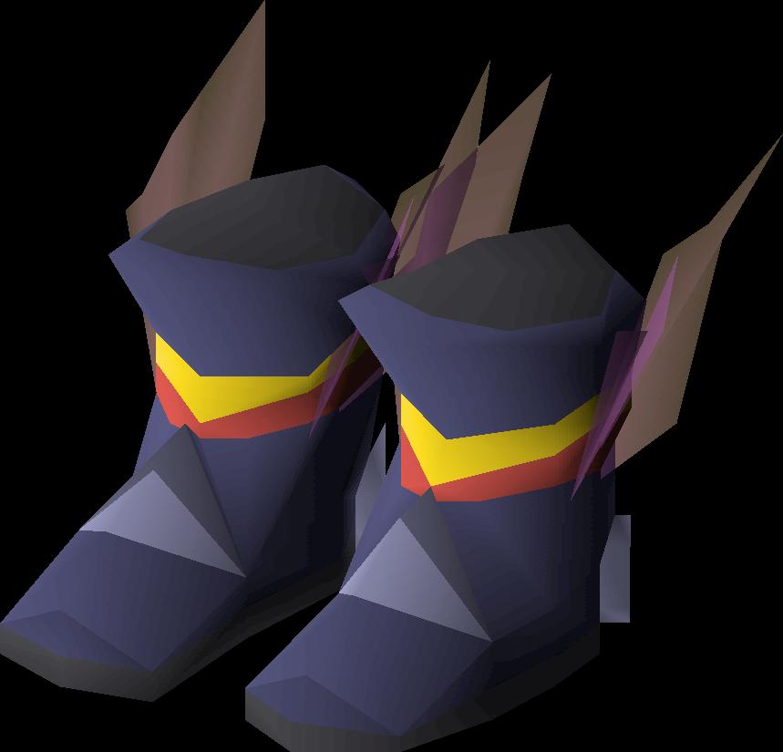 Eternal boots | Old School RuneScape Wiki | FANDOM powered by Wikia