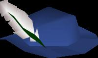 Navy cavalier detail
