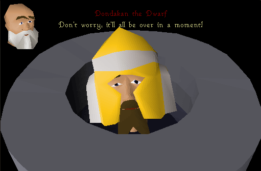 Between a rock osrs