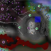 Hot cold clue - Arceuus essence mine NE map