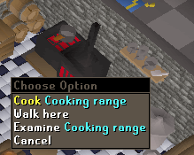 Left Click Range Cooking, Slayer Helm Recolour and Player Survey (1)