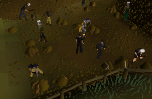 South-east Varrock mine
