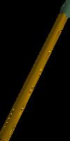 Adamant spear detail