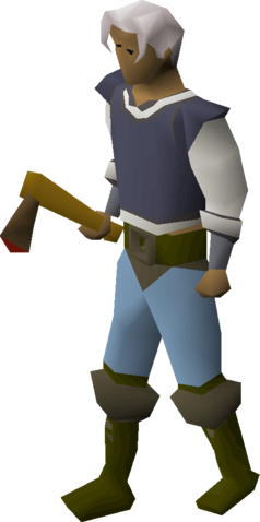 File:Bronze axe equipped.png