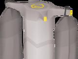 Magical cape rack