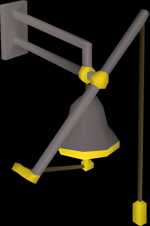 Posh Bell Pull Built