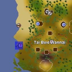 Banisoch location