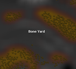 Bone Yard map