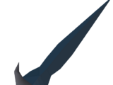 Dark dagger