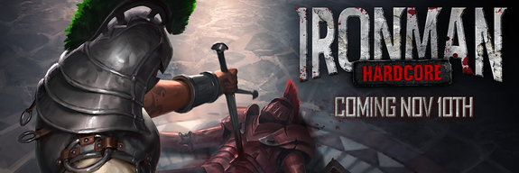 Hardcore Ironman - Coming Nov 10th (1)