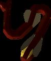 Infernal eel detail
