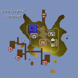 Squire (Void Knights general store) location