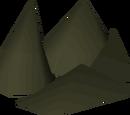 Coal rock