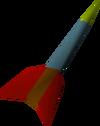 Rune dart(p) detail