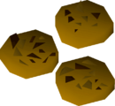 Chocchip crunchies detail